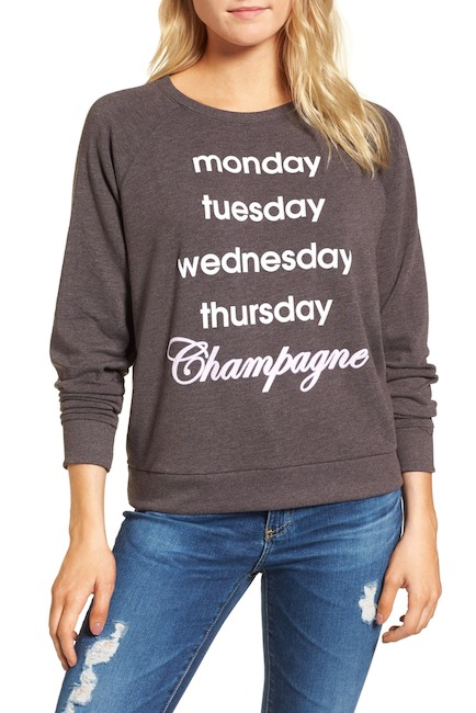 champagne days of week