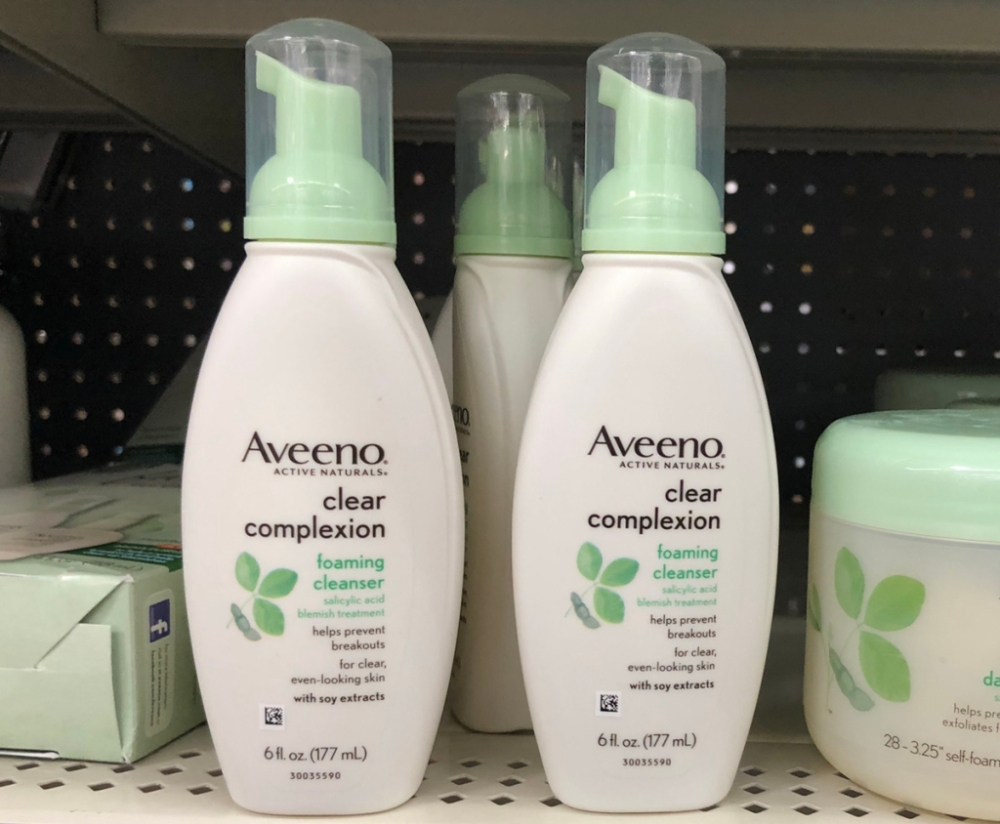aveeno-clear-complexion-cleanser